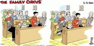 family circus cartoon about god - Bing Images