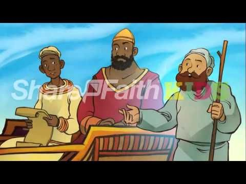 Philip and the Ethiopian Acts 8