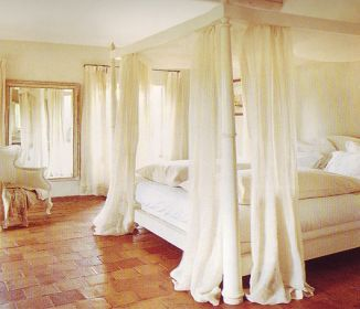 Curtains Ideas curtains for canopy bed frame : Bed curtains | The canopy bed goes beyond the functional purpose ...