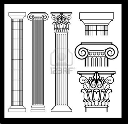 Image023 Png Columnas Griegas Decoracion Griega Arquitectura Griega Antigua