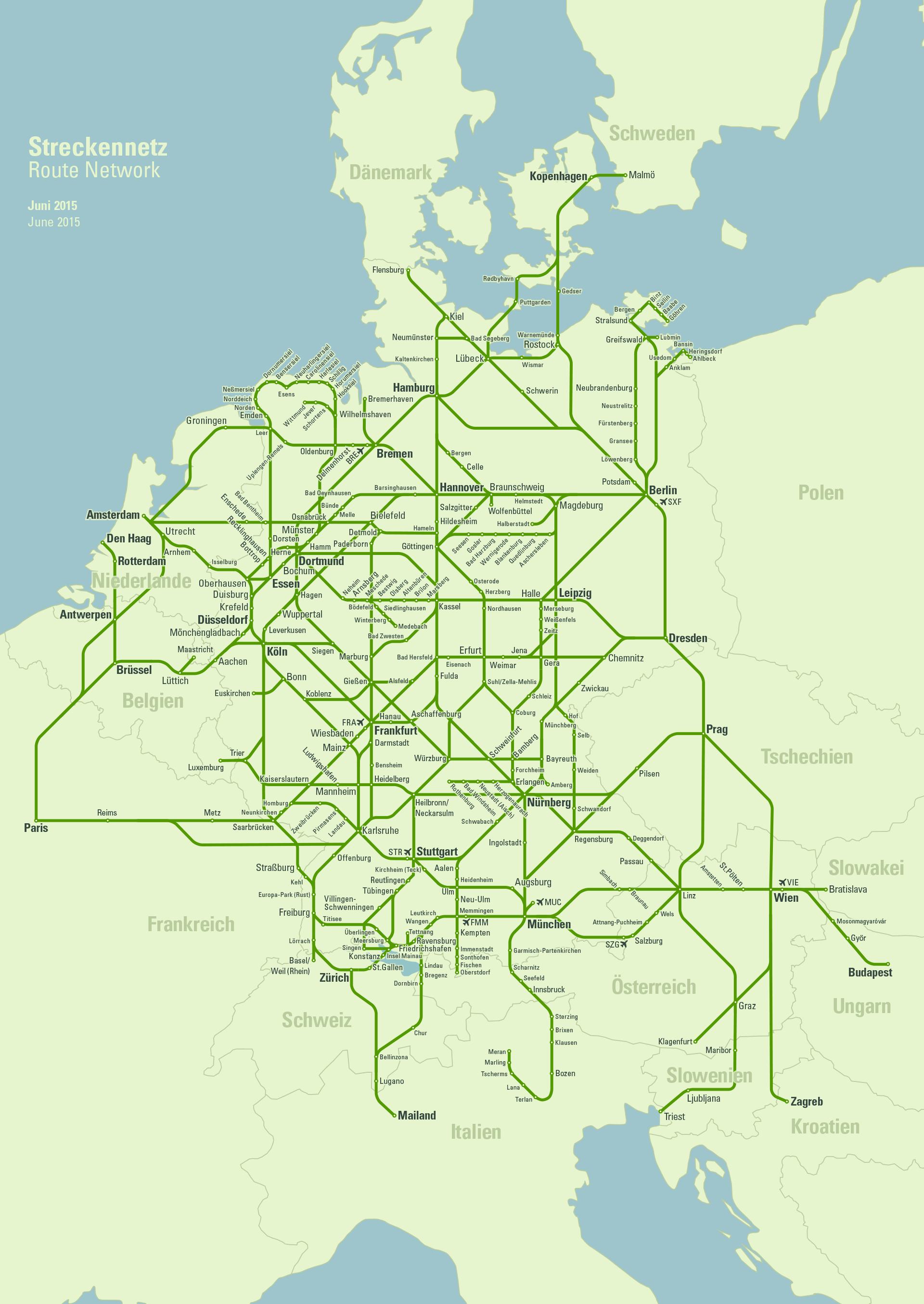 In Deutschlands größtem Streckennetz günstig und komfortabel mit dem Fernbus zu über 700 Zielen reisen Laufend neue Verbindungen und Angebote