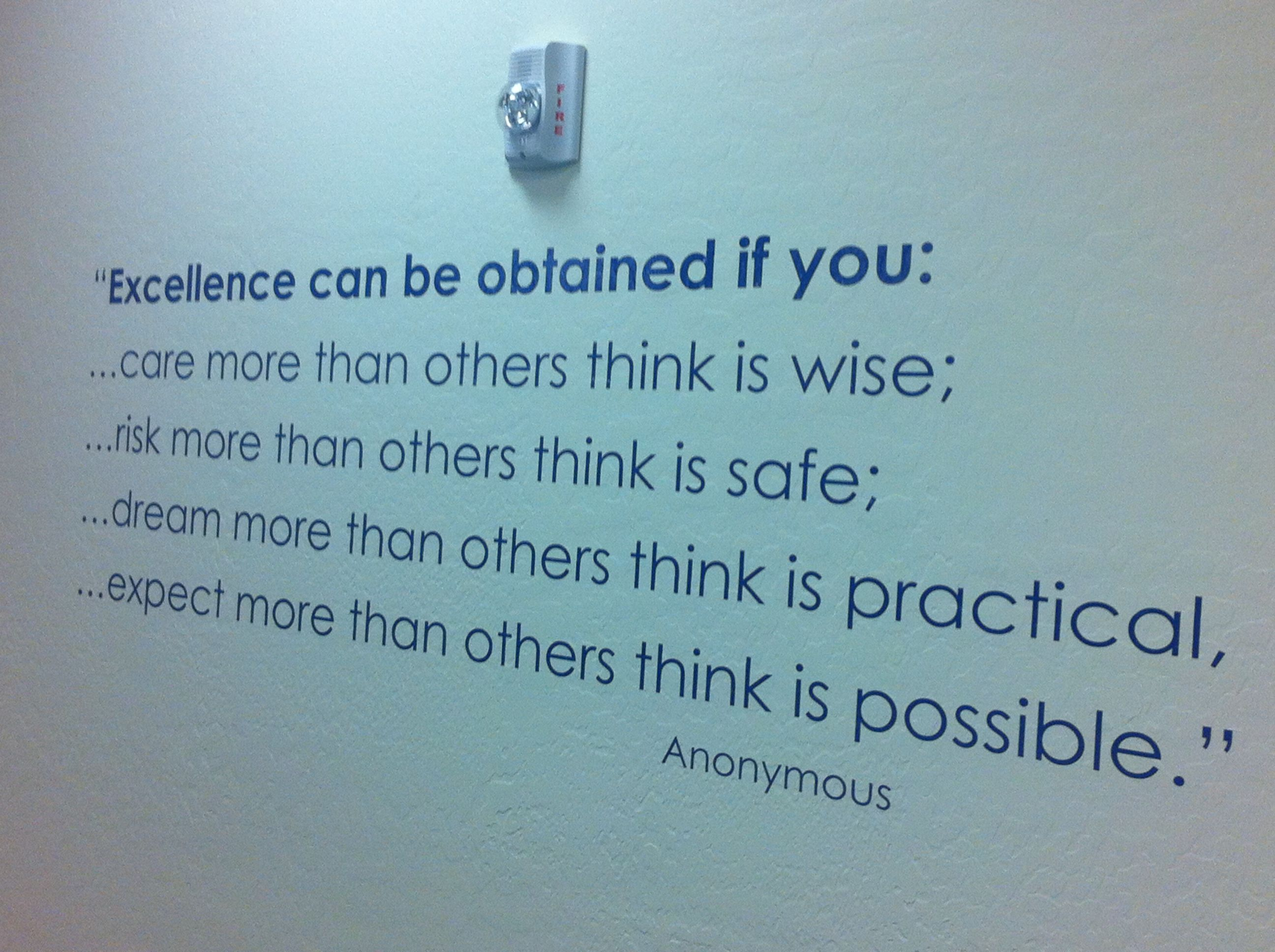 As seen at the small business alliance az office in