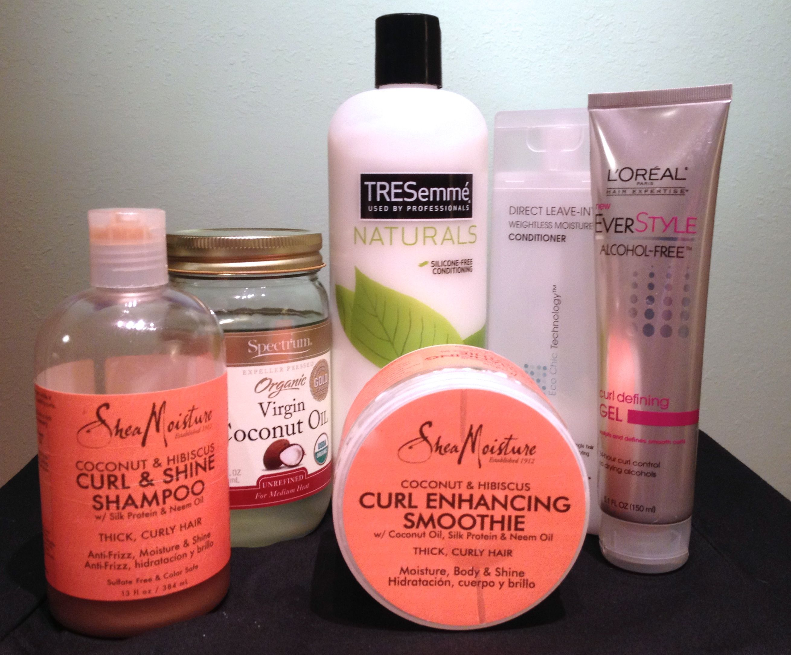 Products for Curly Hair Curly hair styles naturally