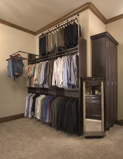 Beau Tall Closet Storage My Hubby So Needs This.