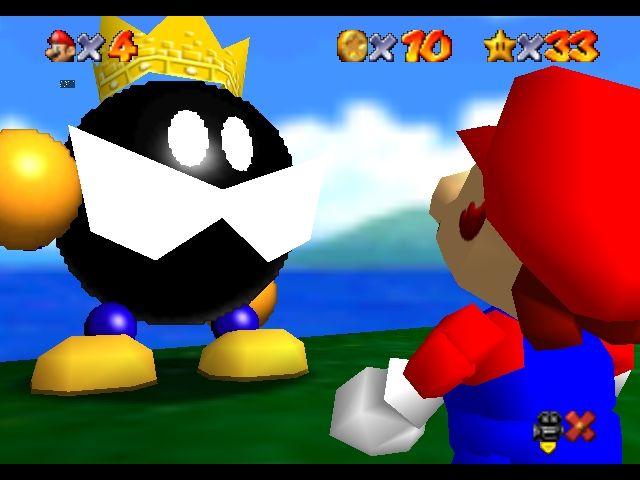 nitendo 64 mario | My Top Ten N64 Games #2: Super Mario 64
