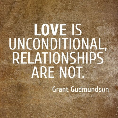 Beau Unconditional Love Quotes: Unconditional Love Relationship Quotes