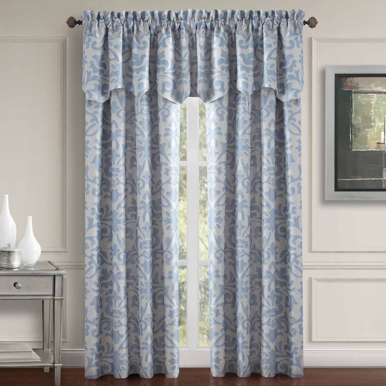 Manolo Single Curtain Panel