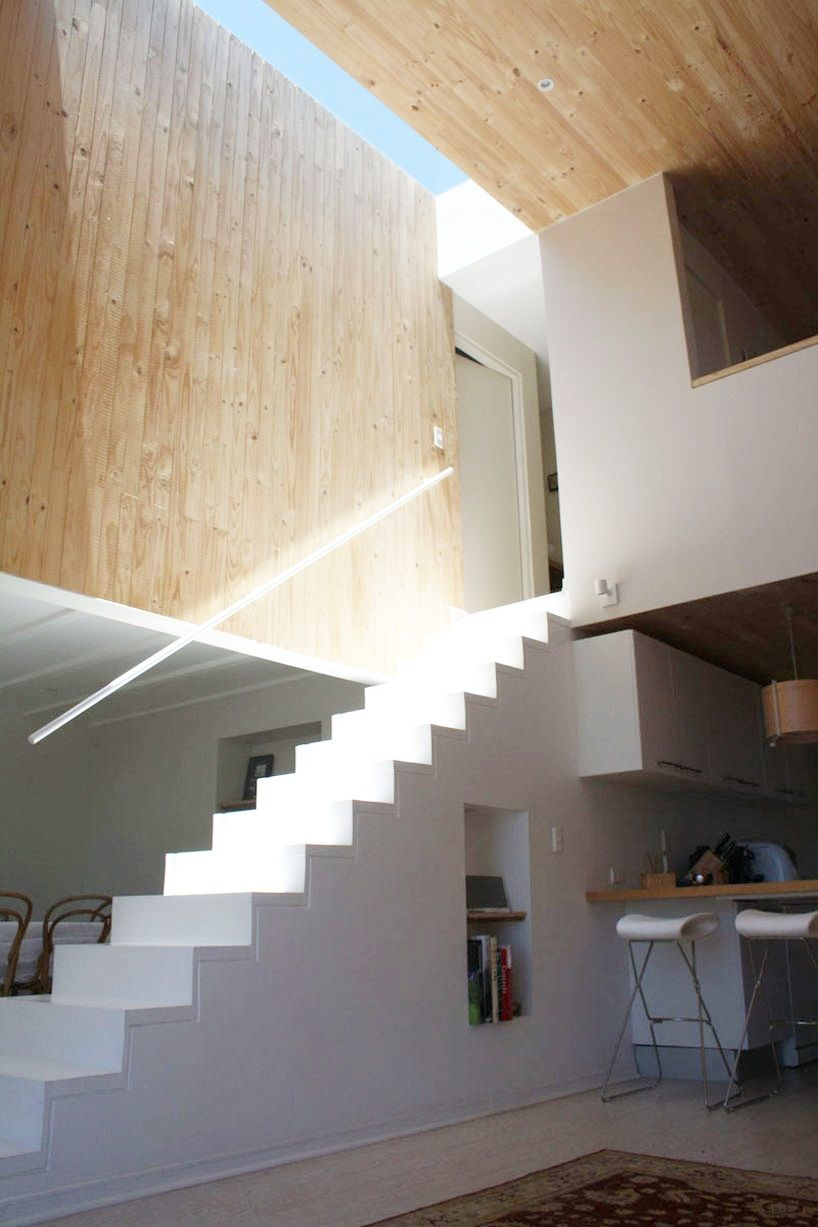 roof light stair dachausbau pinterest dachausbau sch ne orte und sch ner wohnen. Black Bedroom Furniture Sets. Home Design Ideas