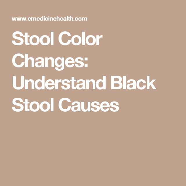 Brilliant Stool Color Changes Understand Black Stool Causes Gmtry Best Dining Table And Chair Ideas Images Gmtryco