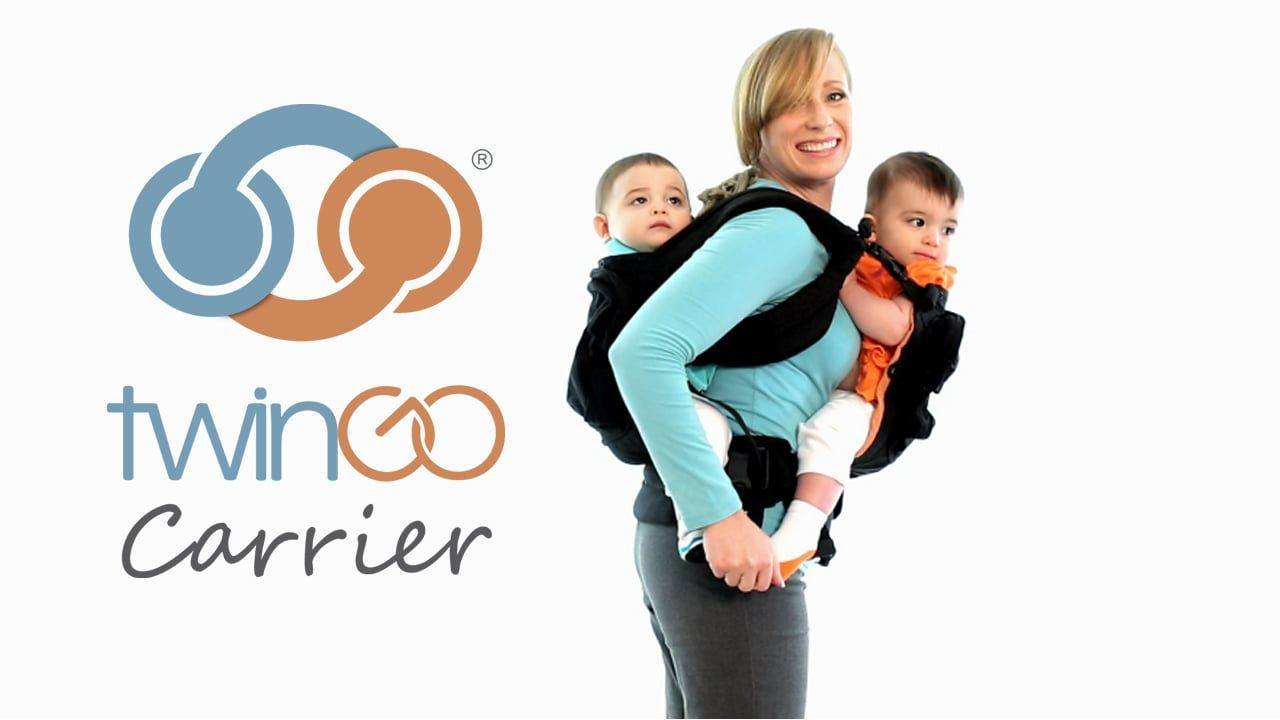 Twingo Carrier Dual Carry Instruction Twin Carrier Manuals