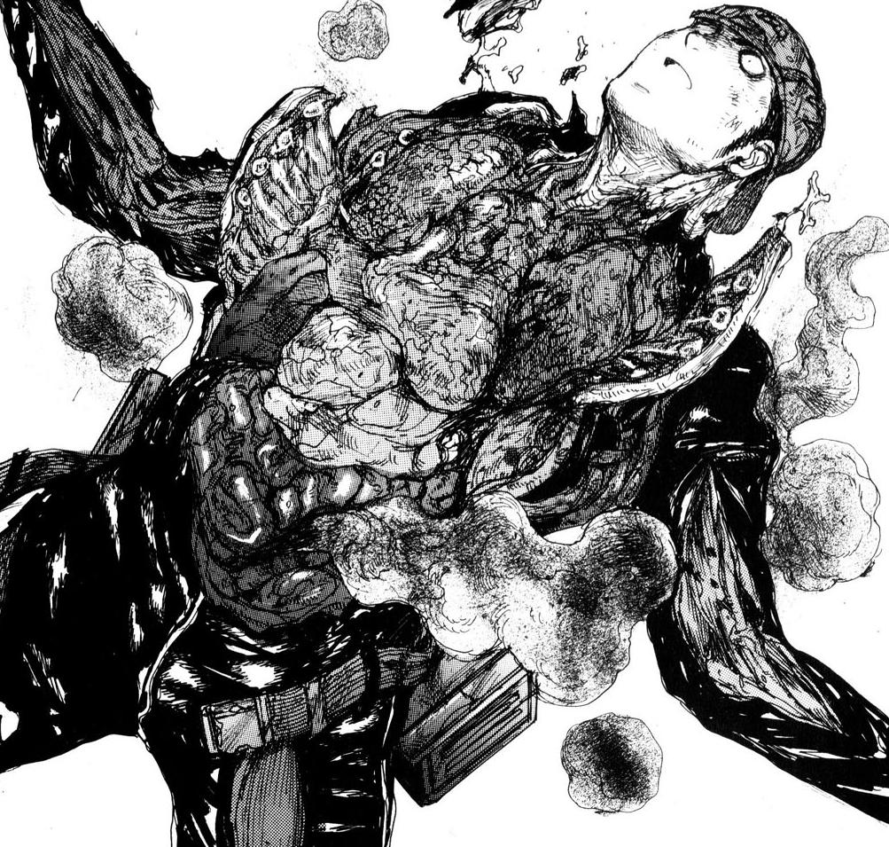 """""""Dorohedoro Chapter 85 """" in 2020 Manga"""