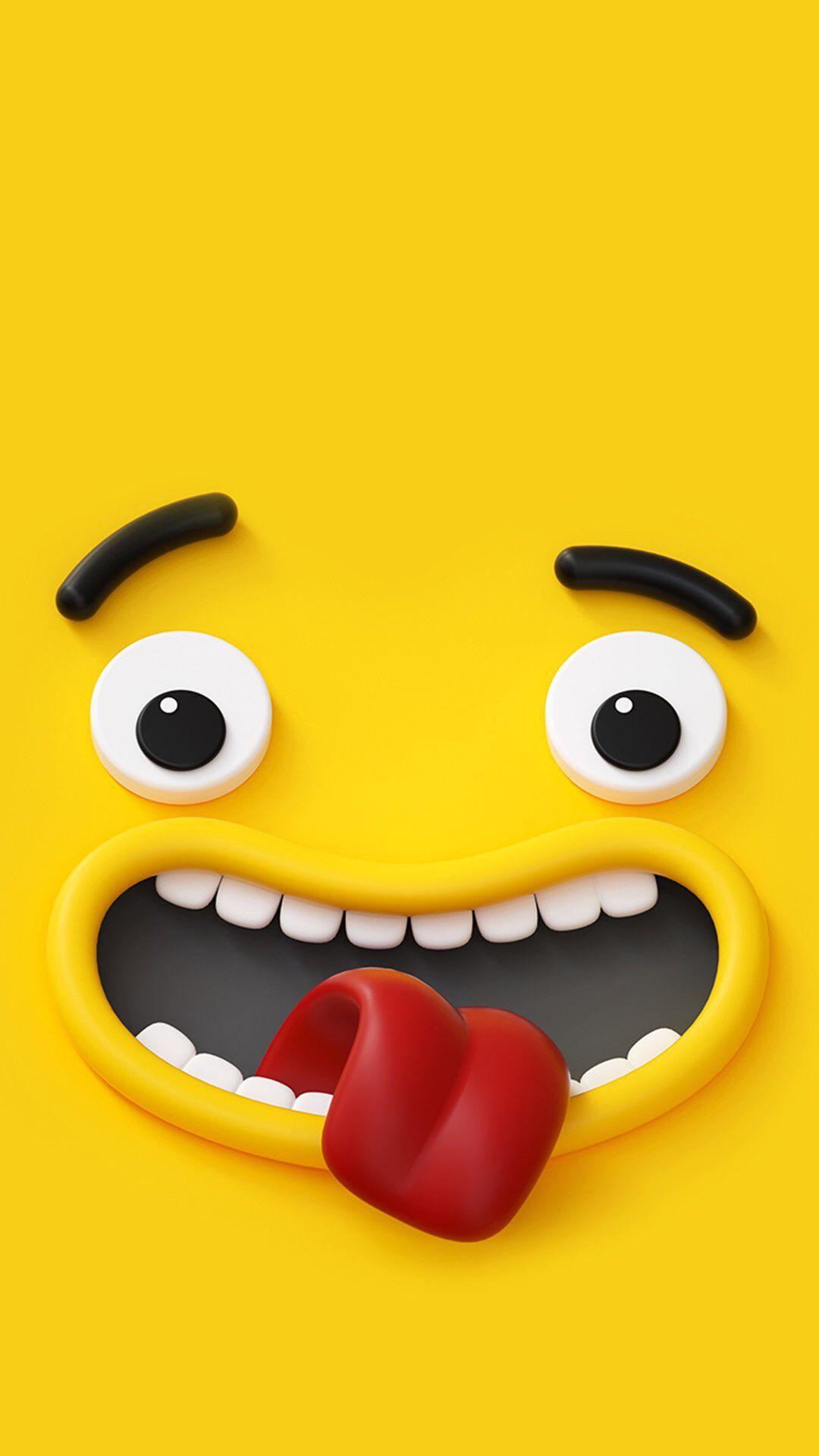 Pin Oleh Dhela Ica Di Wallpapers Wallpaper Ponsel Lucu Wallpaper Emoji Wallpaper Android