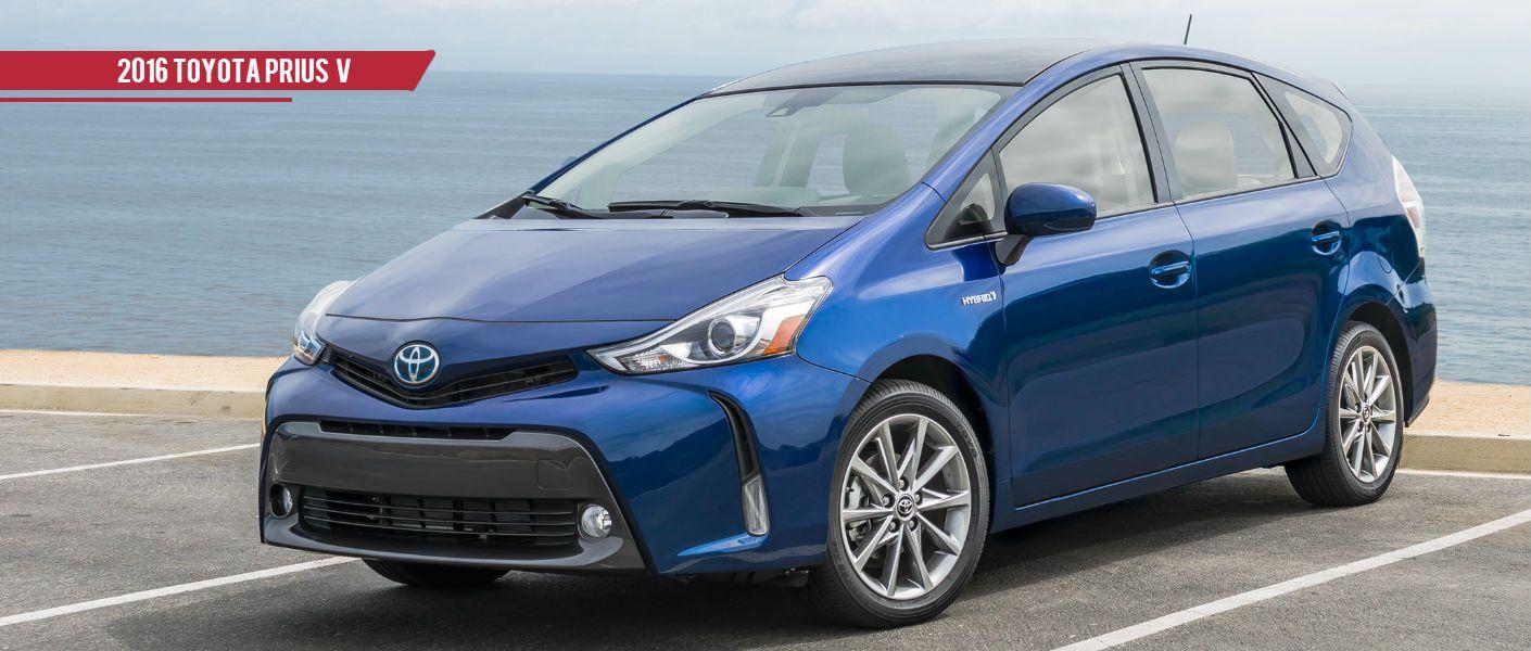 2016 Toyota Prius V Specs And Options Toyota Prius Prius Toyota