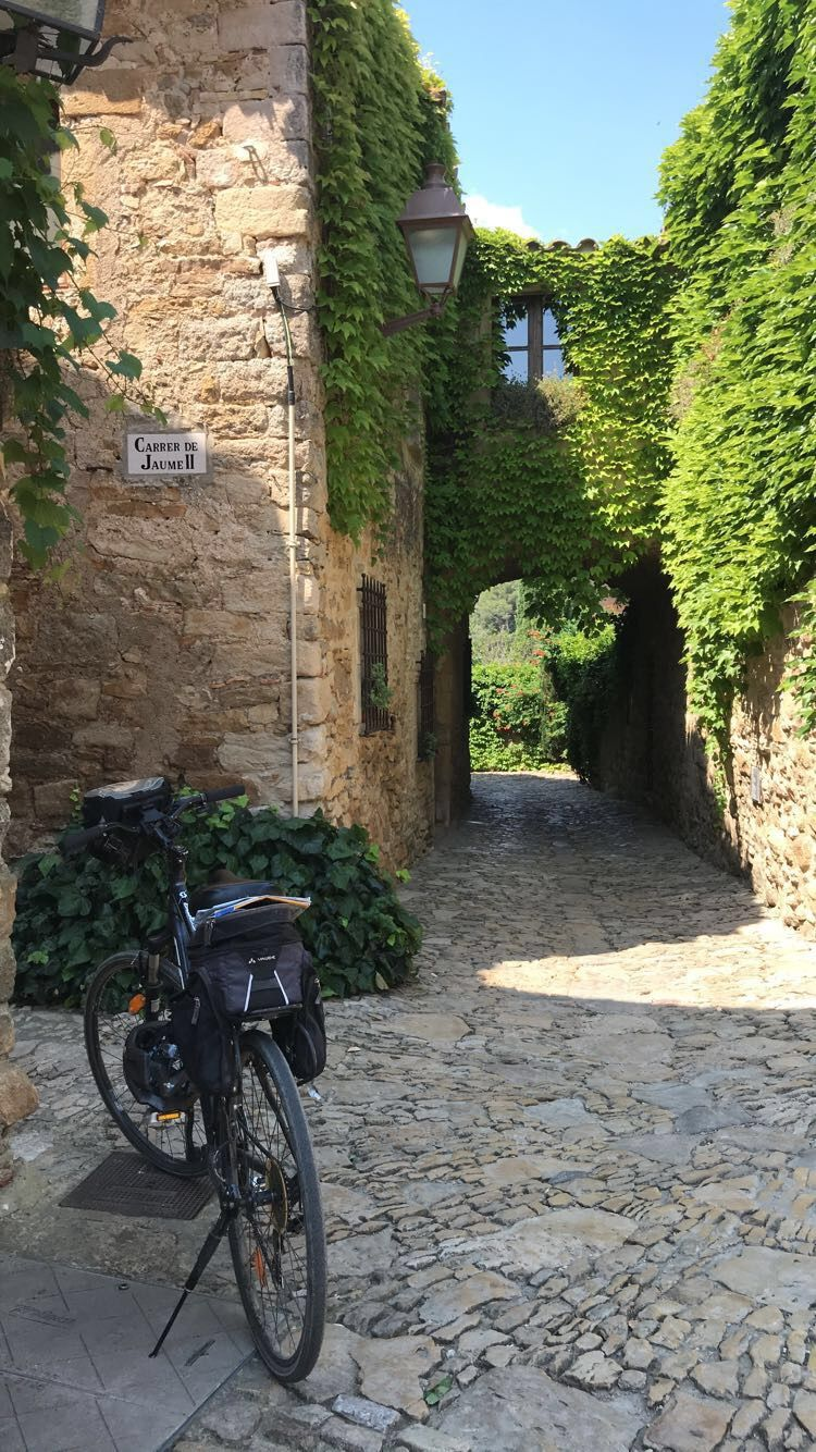 June Entry: A Pause in the Beautiful Village of Peratallada