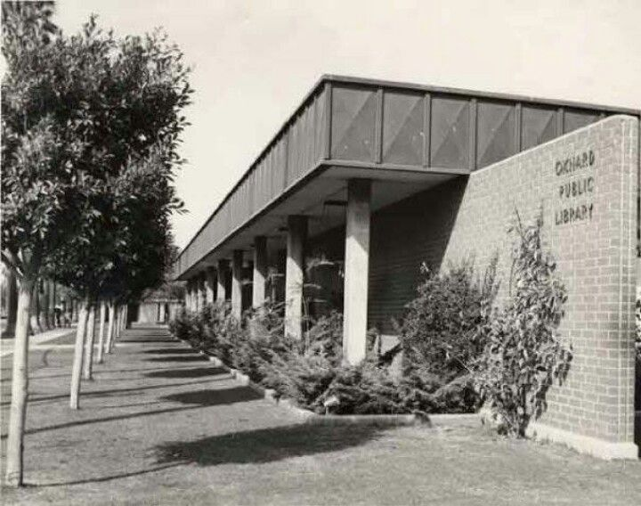The Old Oxnard Public Library I Remember This Warms My Heart Ventura County California Oxnard Ventura County