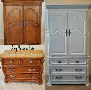 Hutch Makeover Before And After Diy