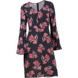 Qiéro Kleid Trompetenärmel #hochzeitsgästekleidung