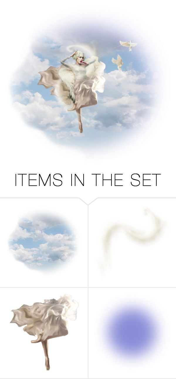 """""""Dancing In the Sky"""" by joyce-williams ❤ liked on Polyvore featuring art"""