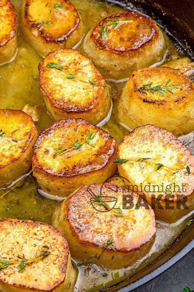 Photo of Melting Potatoes – The Midnight Baker – Yummy Roast Potatoes