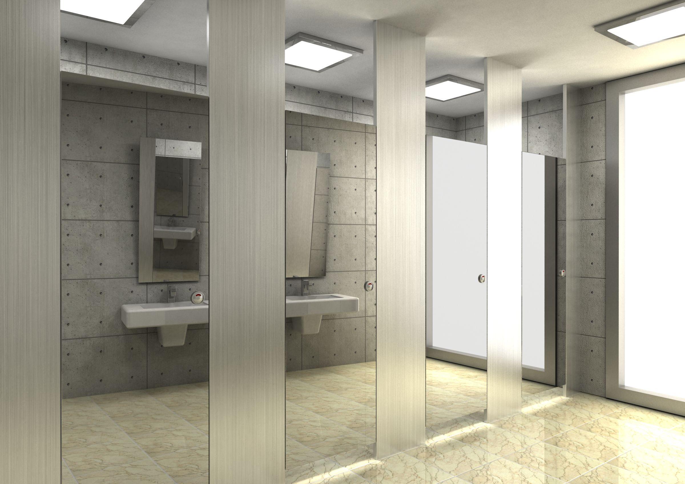 Public bathroom layout dimensions - Public Restroom Design Google Search