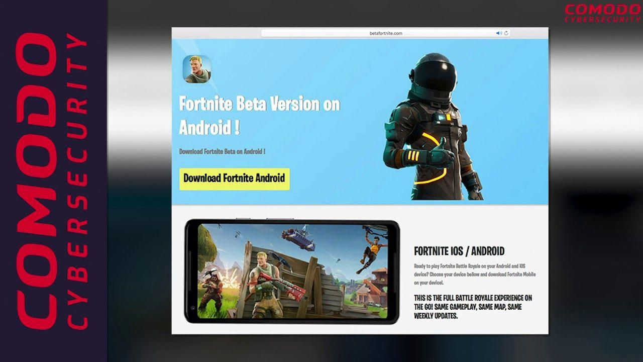 Most popular video game Fortnite has just been released on