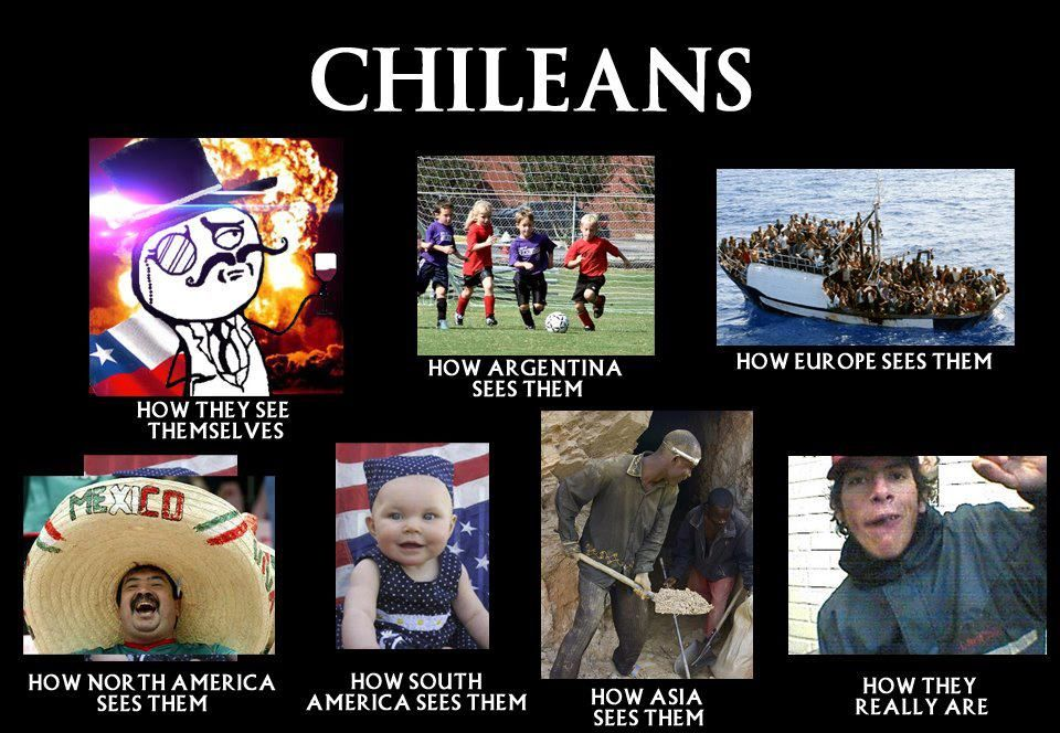 Chileans Chile