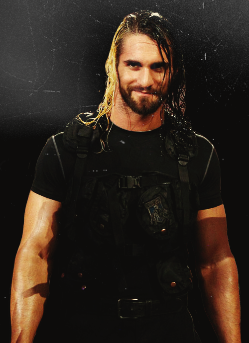 Seth Rollins Hairstyle Pictures