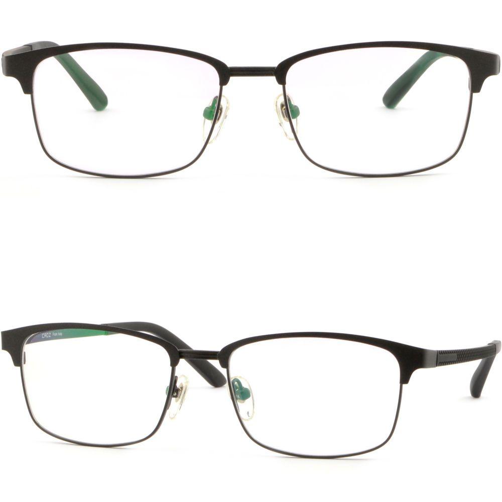 Light Mens Womens Titanium Frame Prescription Glasses Polarized ...