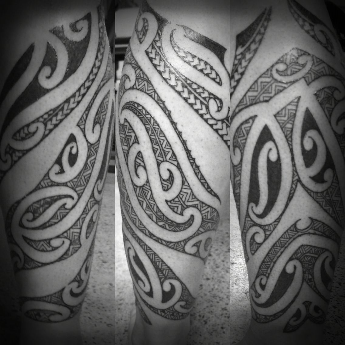 calf and shin wrap around ta moko ta moko maori tattoo. Black Bedroom Furniture Sets. Home Design Ideas