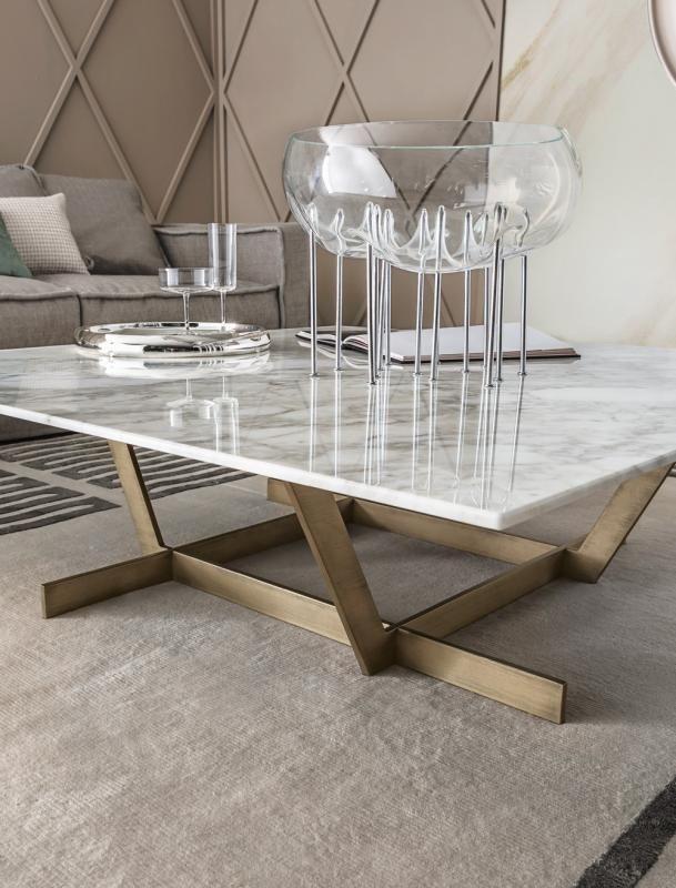 Tavoli bassi - Collezione - Casamilano Home Collection - Italy - marmor wohnzimmer tische