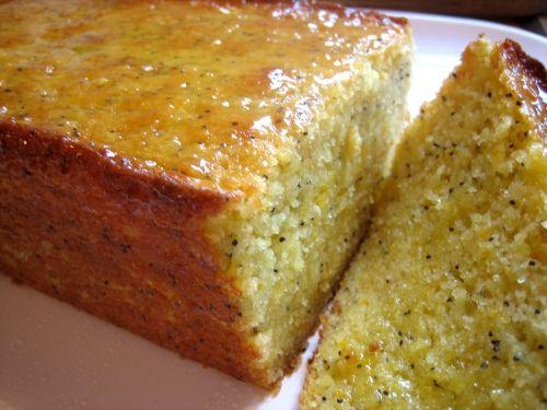 Barefoot Contessa Lemon Poppyseed Cake Recipe