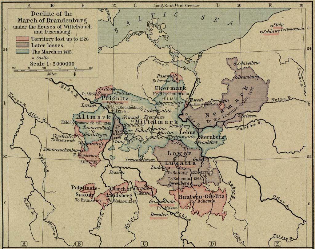 brandenburg13201415jpg 1024810 Genealogy Pinterest