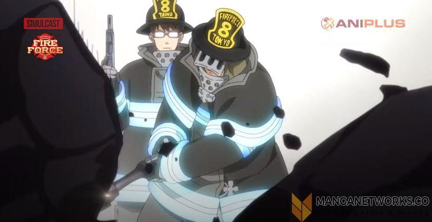 Anime Fire Force season 2 sẽ được phát sóng tại Việt Nam