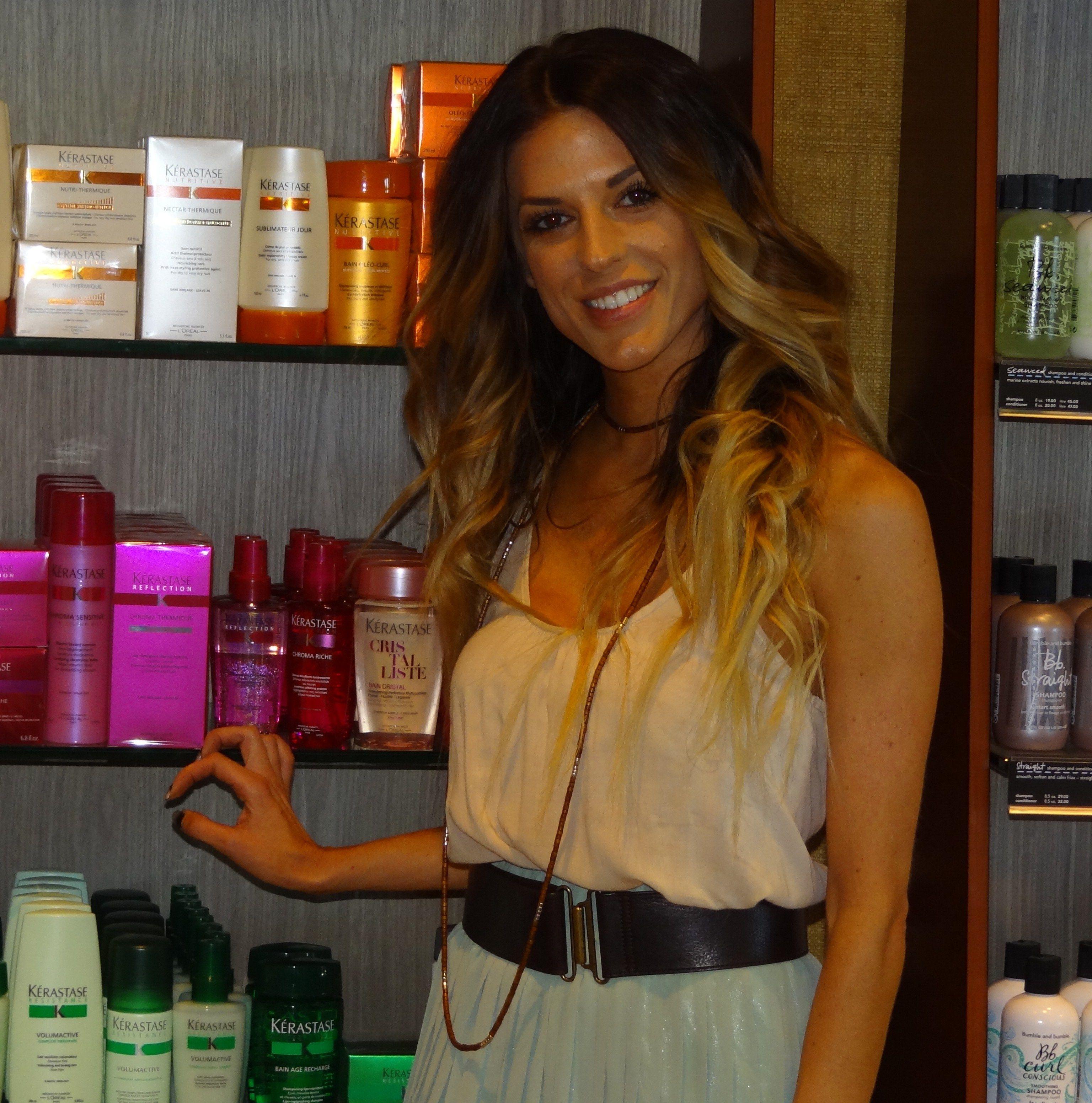 Master Hair Stylist Mercedes Dalton from LifeSpa + Salon by Michael Boychuck