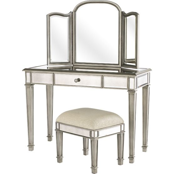 Nice PIER 1 MIRRORED FURNITURE: THE HAYWORTH COLLECTION