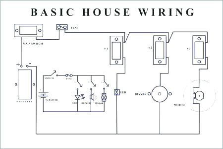 simple house wiring installation 1995 geo prizm fuse box
