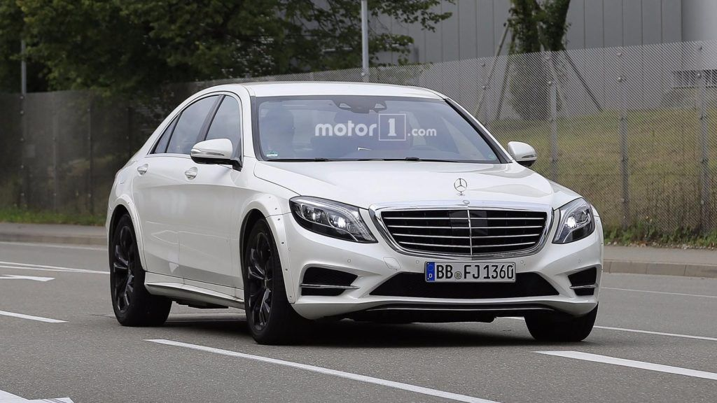 The 2020 Mercedes Benz S Class New Concept Car Price 2019 With