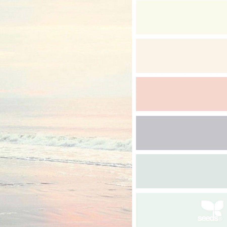 Natur Color Palettes Seeds Color Design Seeds House Colors