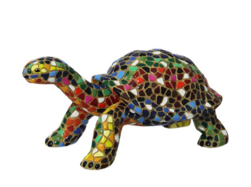 Статуэтка Черепаха Barcino Испания Полистоун Размер15см, h 7см МодельBAR30021AL