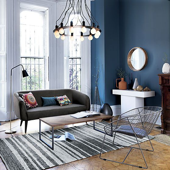 rue apartment sofa in view all furniture | CB2 | Decor | Pinterest ...
