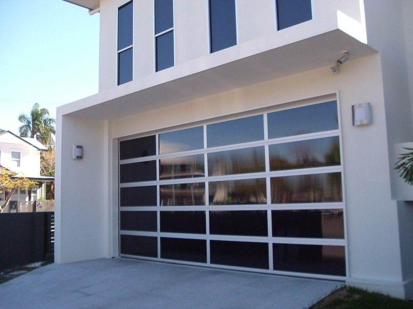 Insulated Glass Garage Doors Insulating Your Garage Door Helps