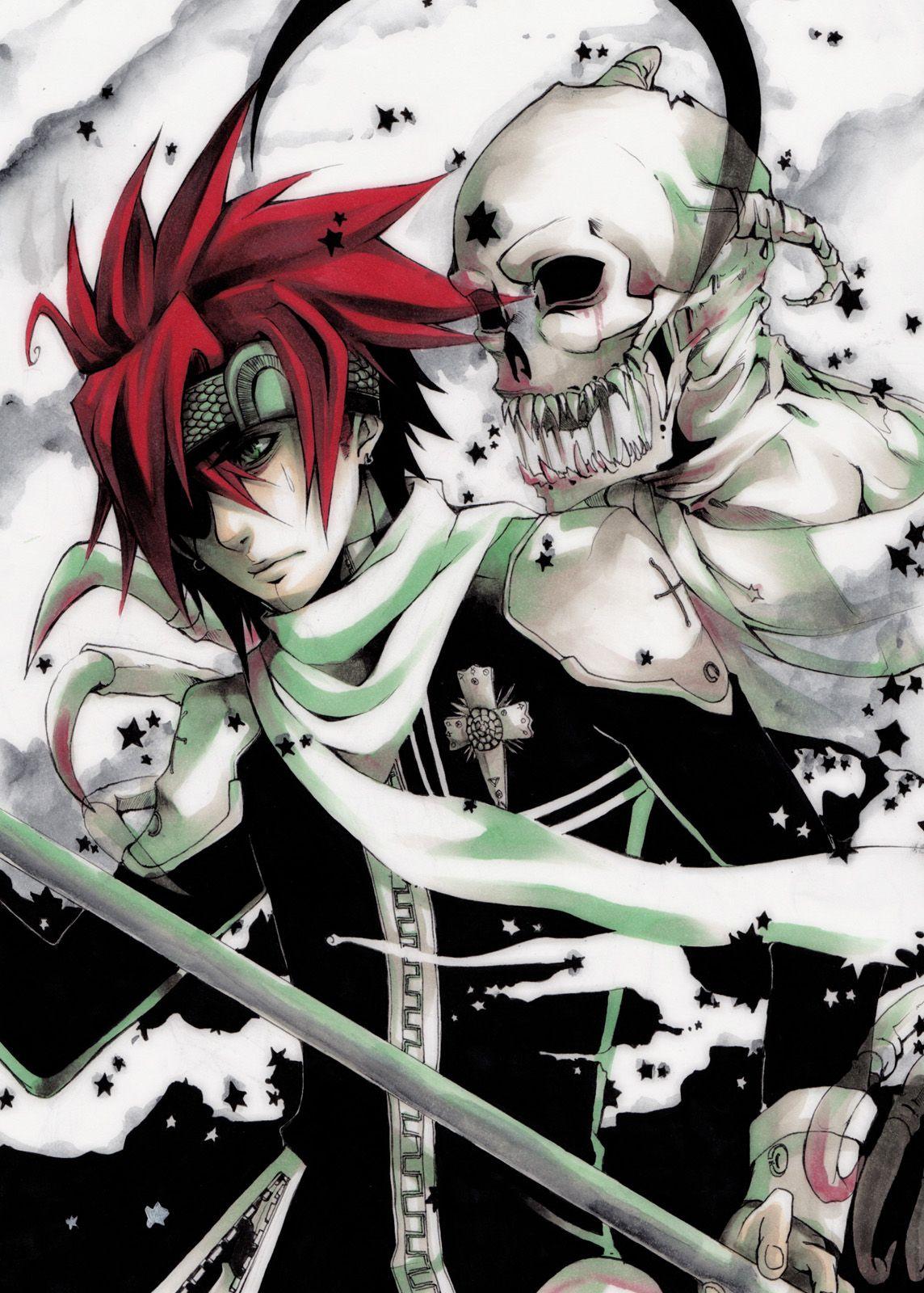 Lavi Zerochan D Gray Man Anime