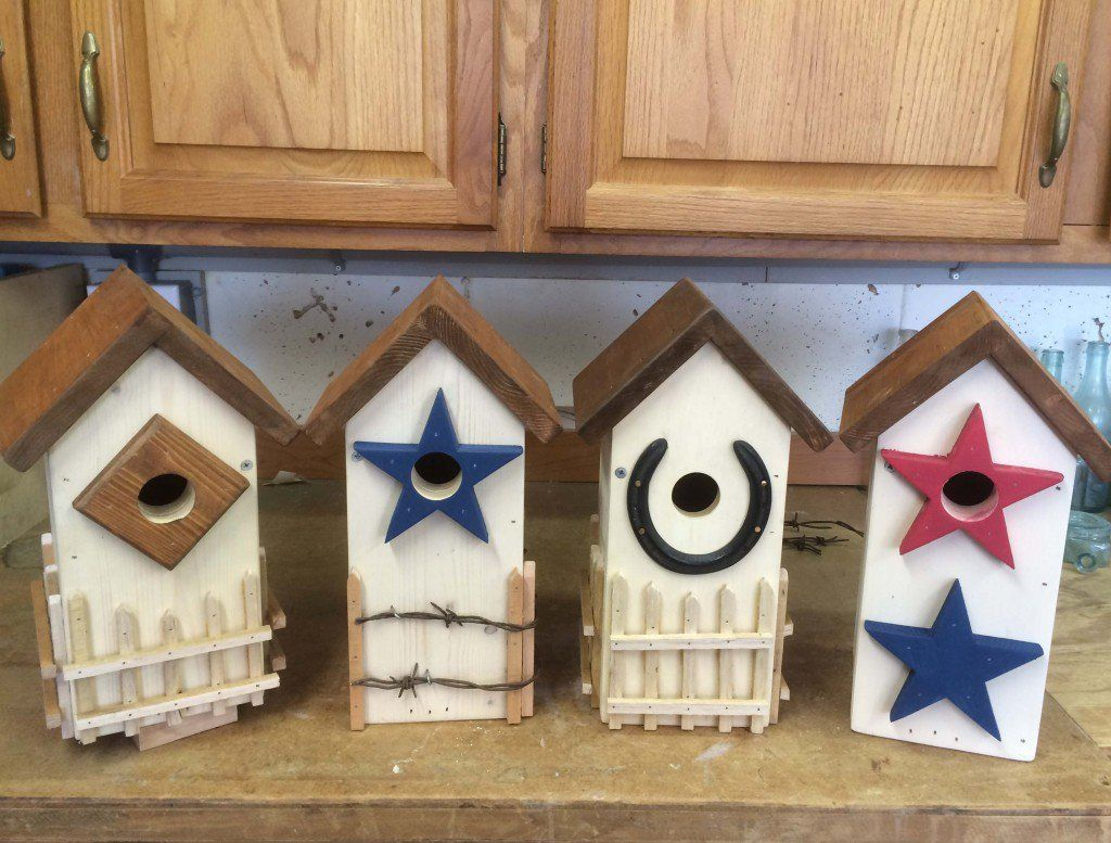 16 Ideas for Birdhouses Feeders and Nesting