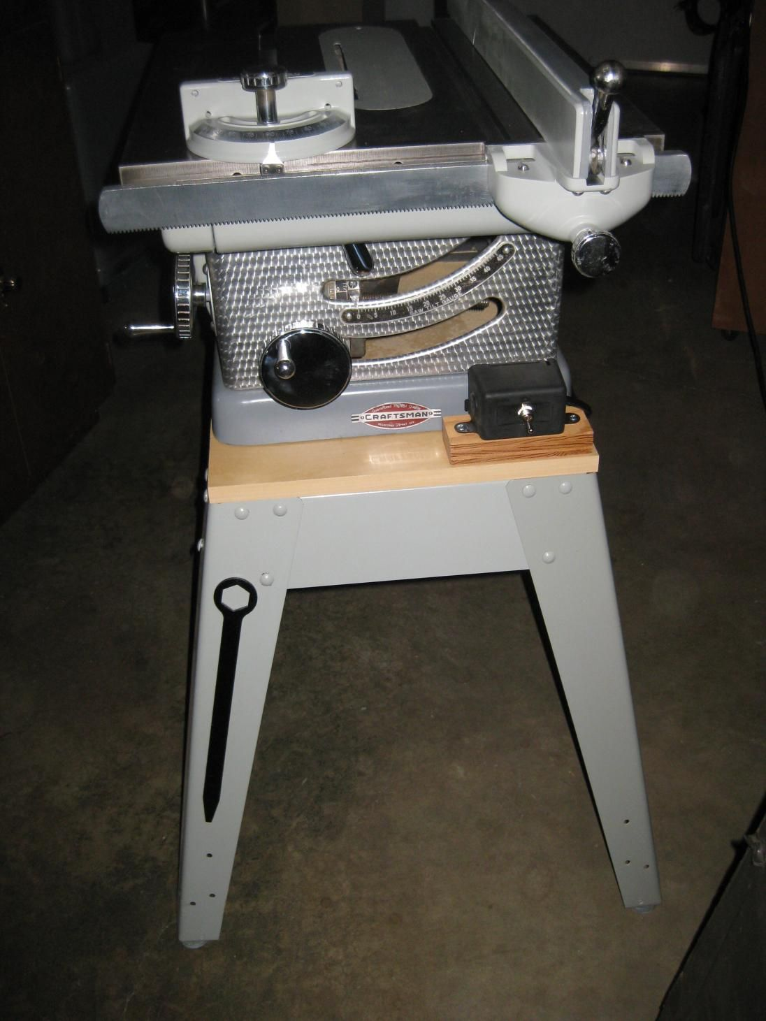 View Single Post Vintage Tool Restoration And Gallery Woodworking Power Tools Vintage Tools Power Tools