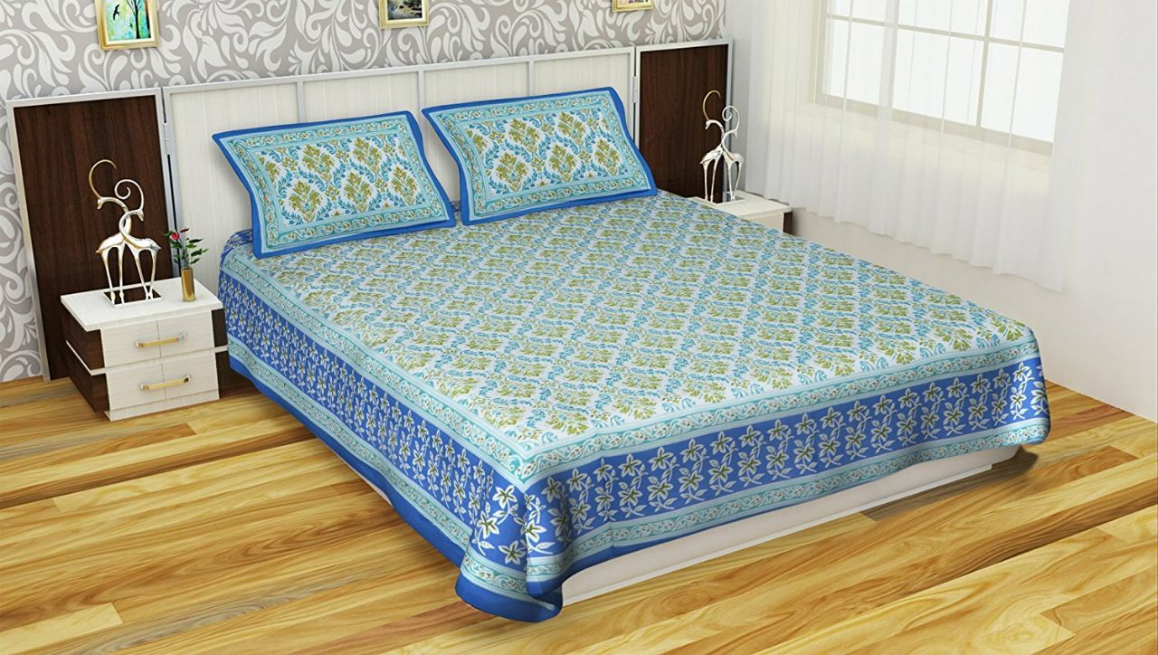 Buy cotton bed sheets online. eAlpha is the