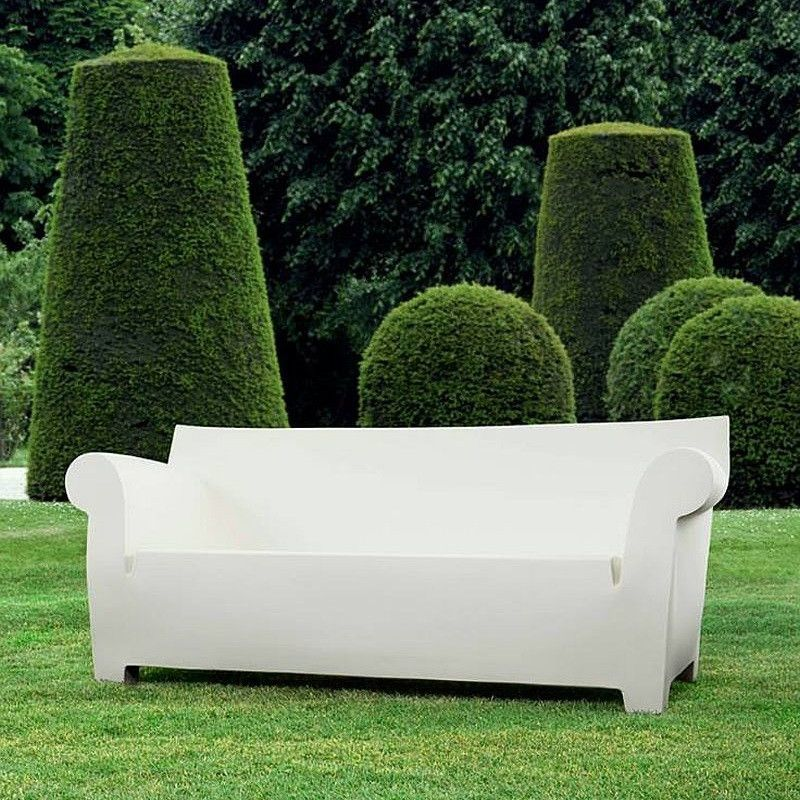 Sofa Mart kartell bubble club sofa batch dyed polyethylene This sofa is suitable for indoor