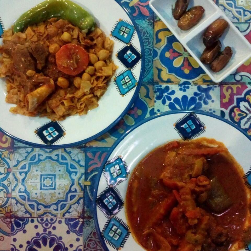 Win Nemshi Review And Details Of The Iftar Menu Daressafa At