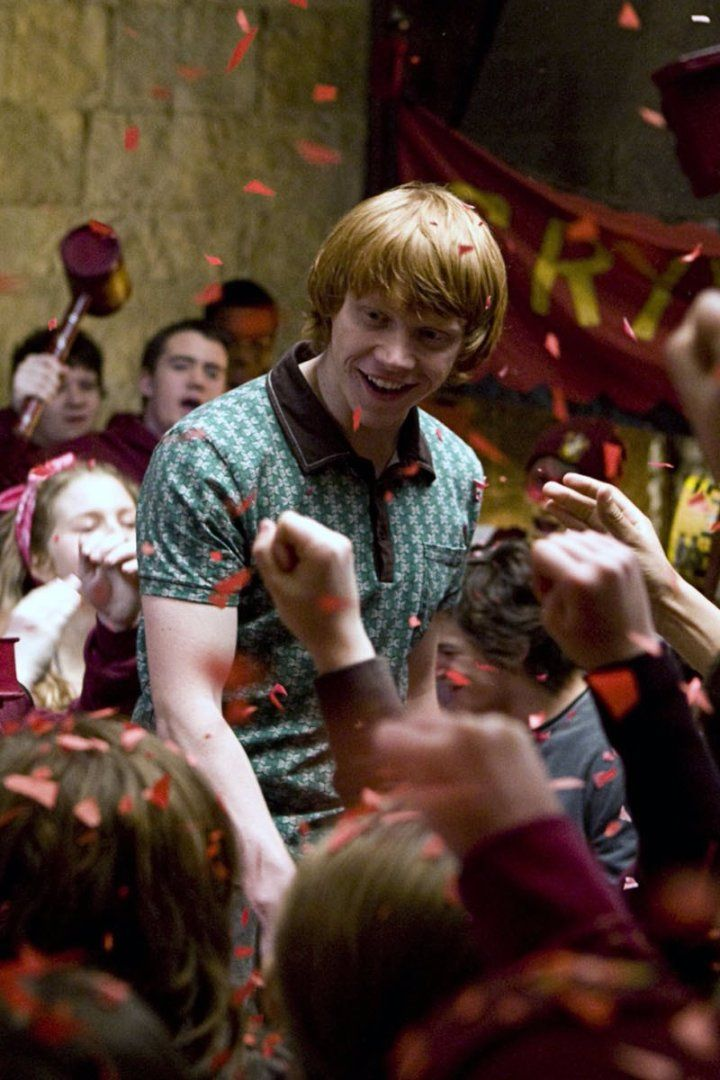 9 Reasons Ron Weasley Was the Greatest Wizard in Harry Potter