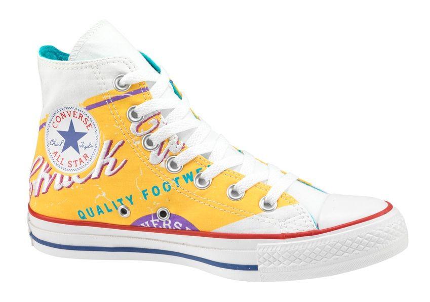 white runners with stars