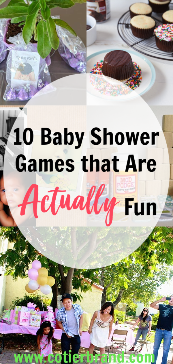10 Baby Shower Games That Are Actually Fun Baby Shower